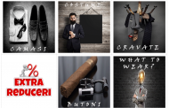 Promotia Saptamanii: Imbracaminte barbati de la costumecamasi.ro!