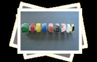 Diafoam comercializeaza role de benzi adezive din PVC