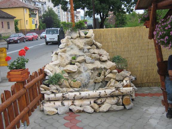 Mobilier, ornamente gradina