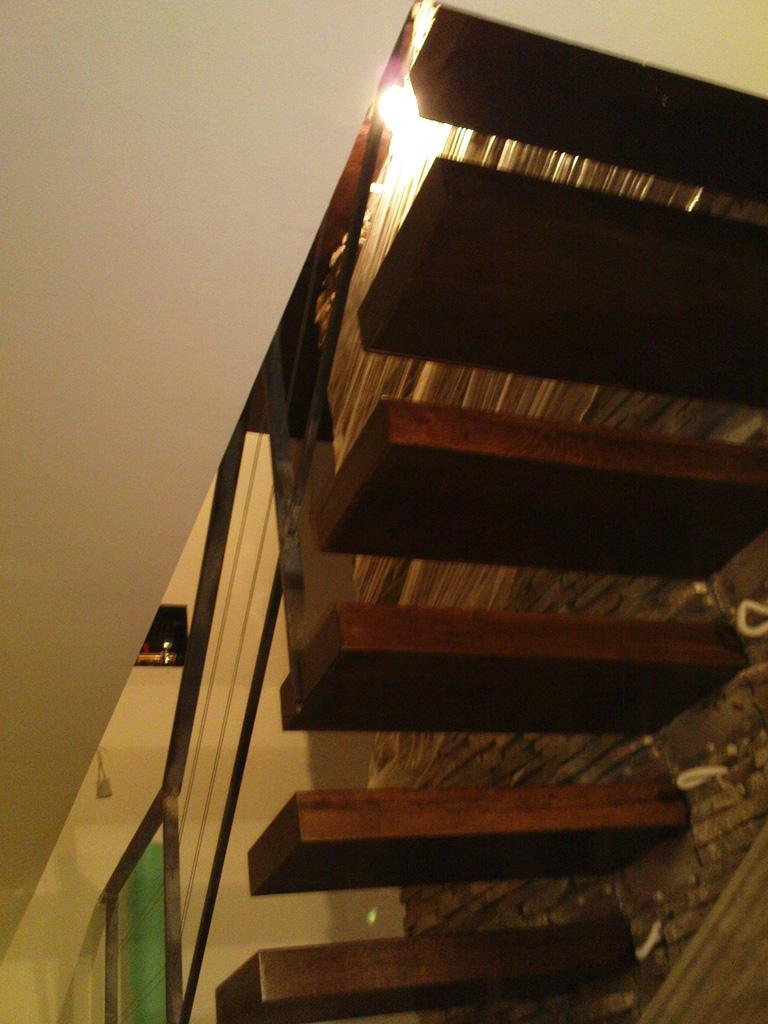 Scari interioare din lemn Bucuresti