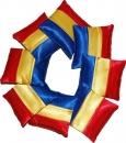 Decorative tricolore