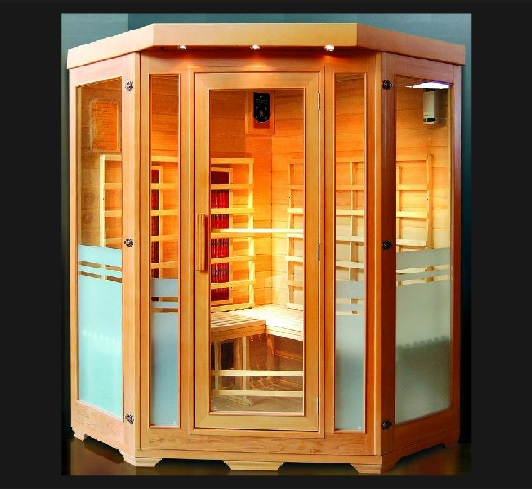 Sauna cu infrarosu