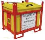 Container depozitare deseuri periculoase