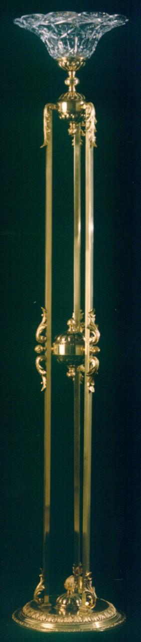 Lampadare cristal