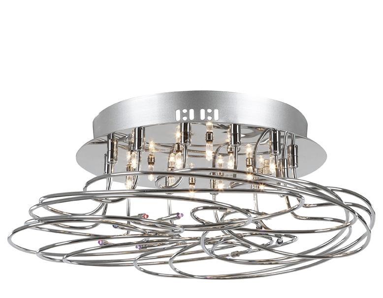 Lustre cu LED