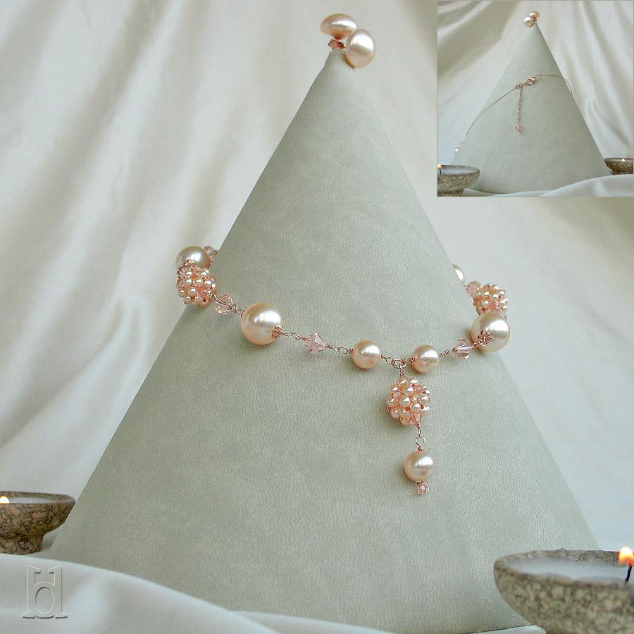 Bijuterii mireasa cu cristale swarovski