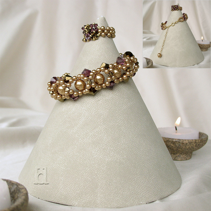 Set bijuterii cu cristale swarovski