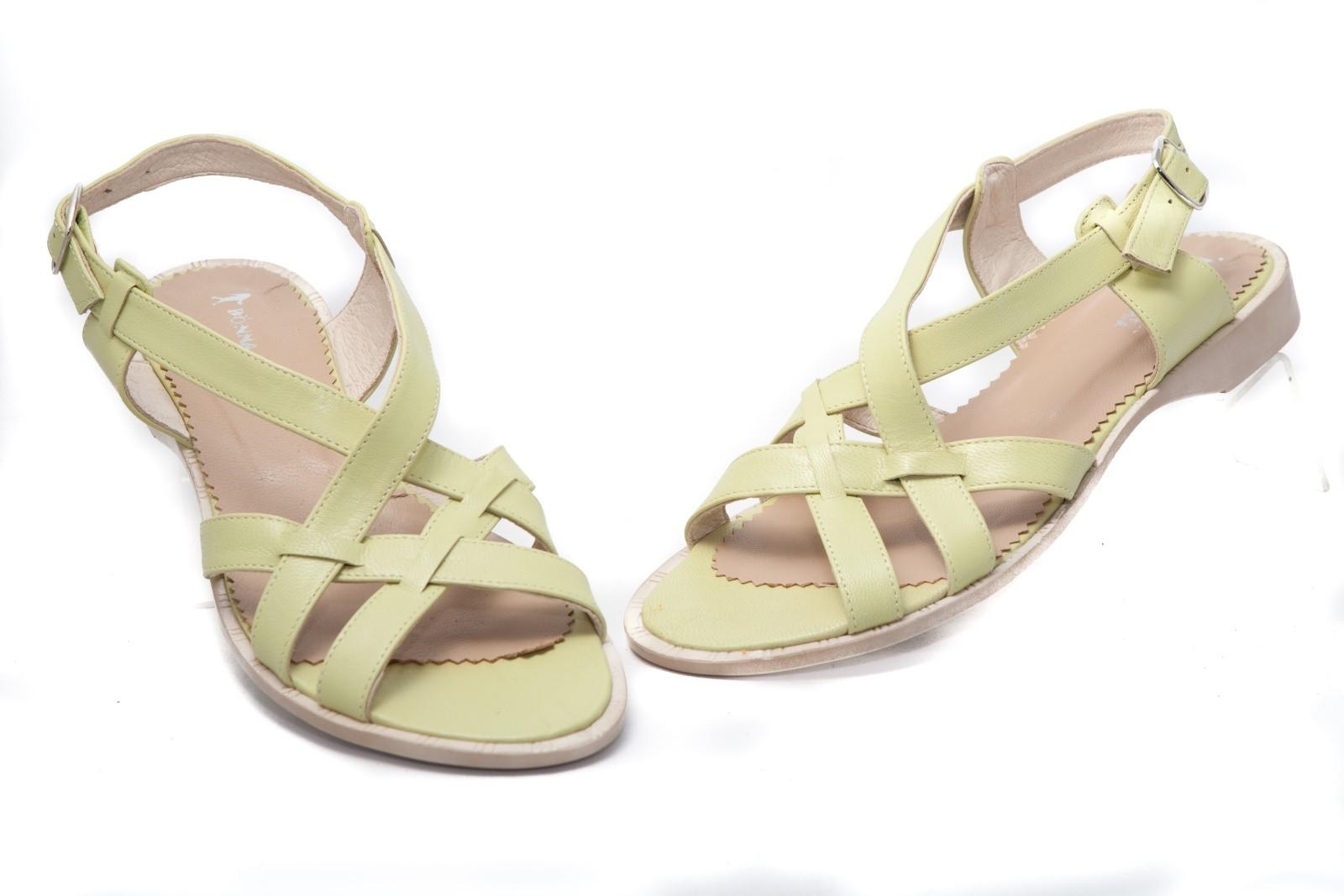 Sandale piele dama