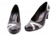 Pantofi dama din piele naturala