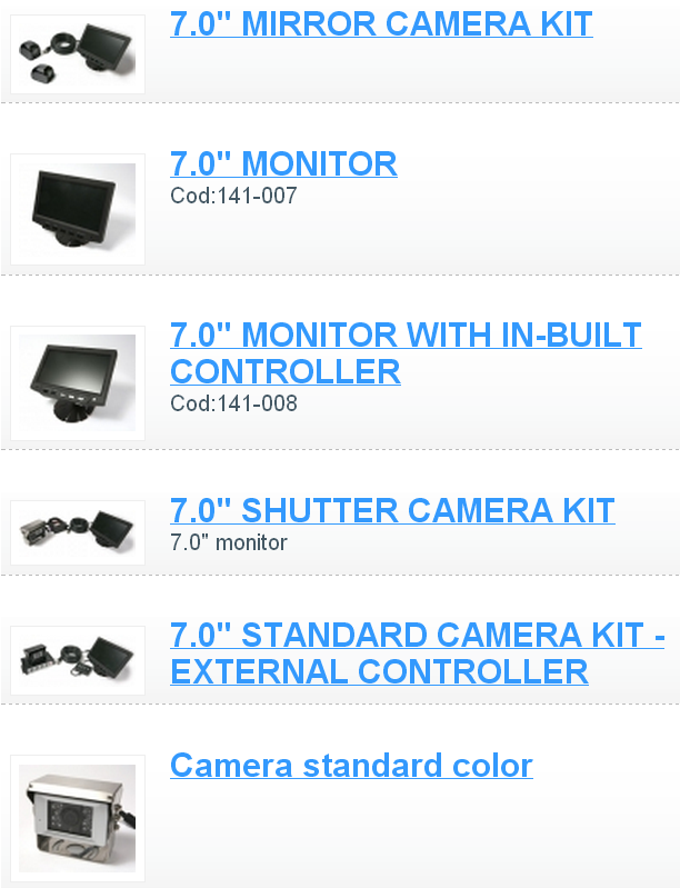 Sistem video marsarier