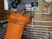 Montaj instalatii termice