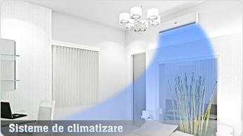 Sisteme climatizare Bacau