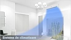 Montaj sisteme climatizare Bacau