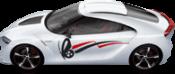 Autocolant masini  Mures
