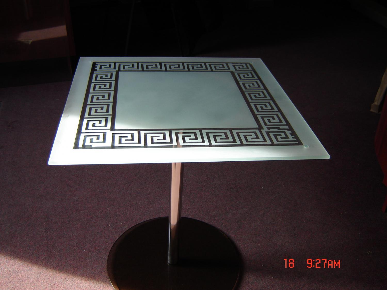 Sticla ornamentala