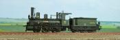 Locomotive trenulete electrice