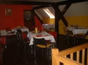 Restaurant pensiune Rasnov