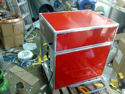 Distribuitor pompe de caldura apa apa