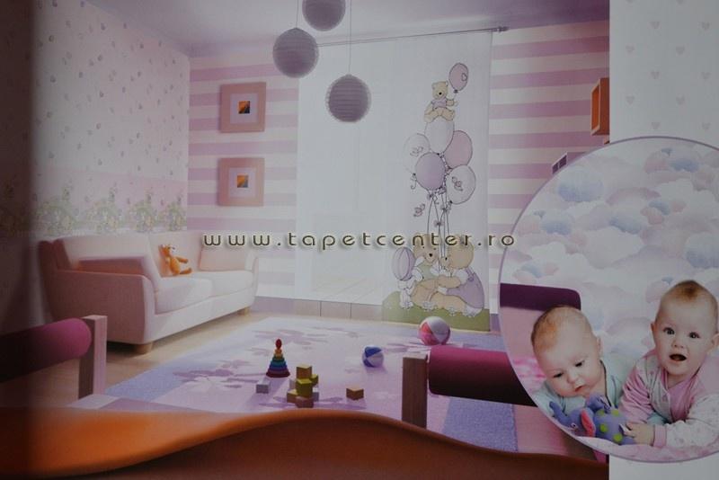 Tapet camera copii