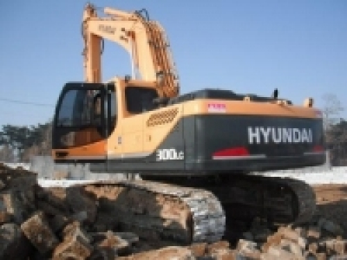 Excavator second hand