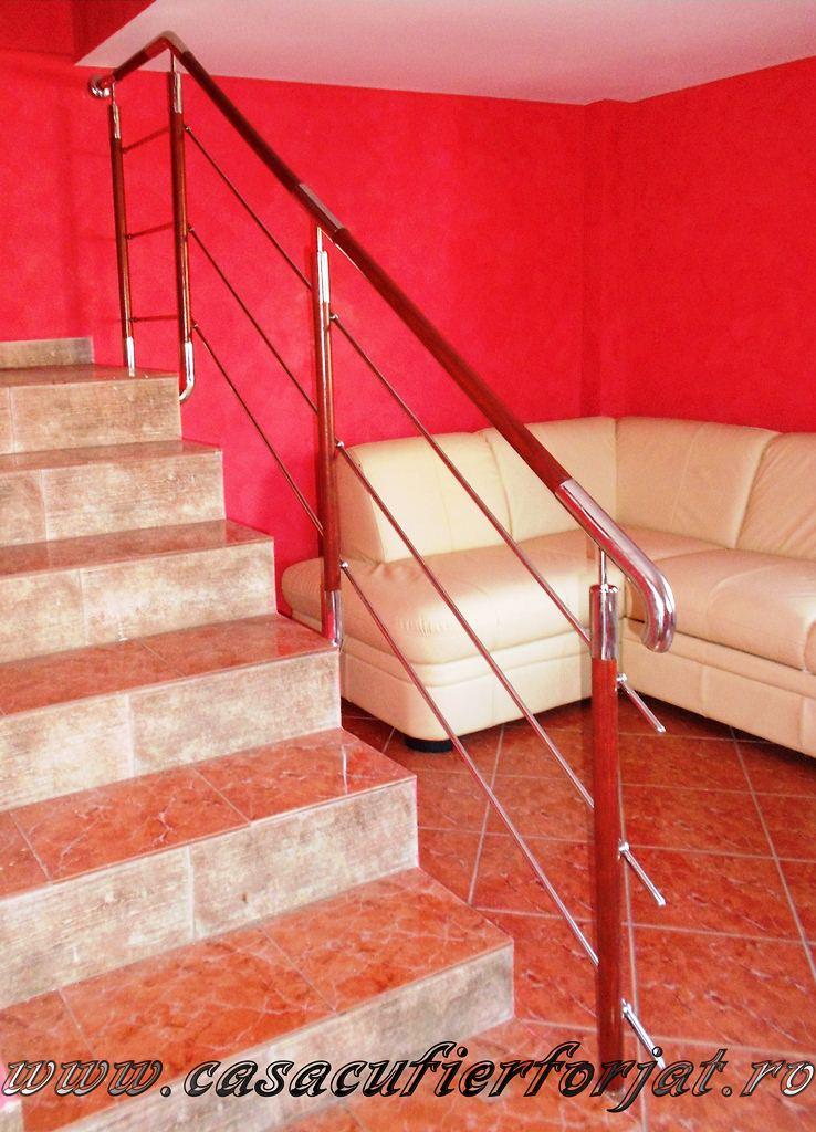 balustrade interior din inox balustrade interior din inox. Black Bedroom Furniture Sets. Home Design Ideas