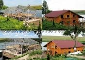 Schelete de casa pe structura metal