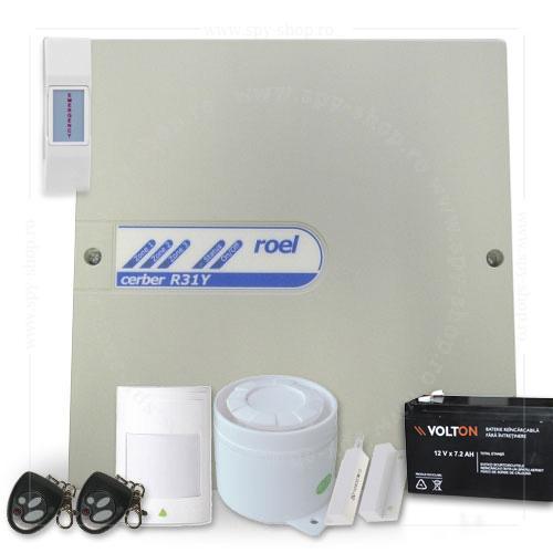 Sisteme antiefractie wireless