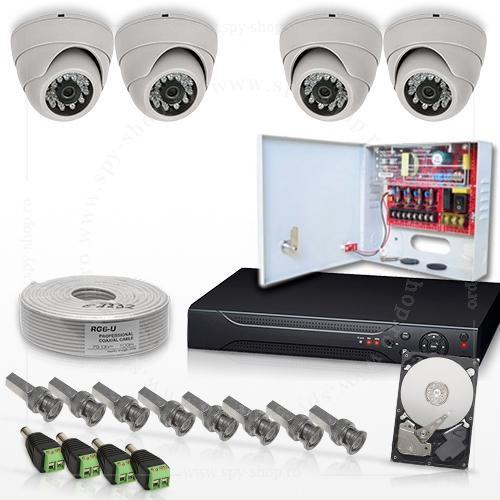 Sisteme supraveghere interior