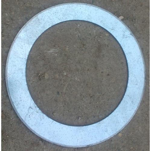 Flansa rotunda din tabla