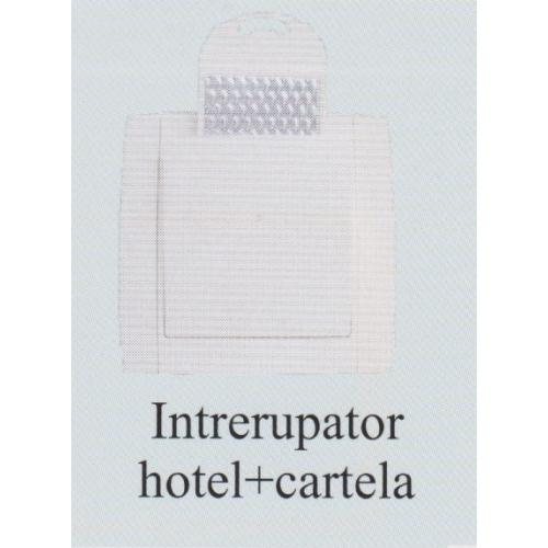 Intrerupator hotel cu cartela