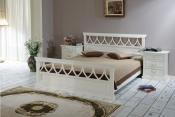Mobila lemn masiv dormitor Cristina