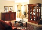 Mobila lemn masiv camera de zi Elisabeta