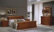 Mobila lemn masiv dormitor Mirela