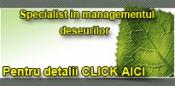 Specialist in managementul deseurilor