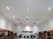 Instalatii de iluminat magazine