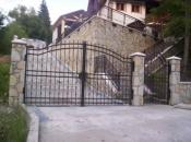 Garduri porti fier forjat