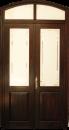 Usi interior din lemn masiv