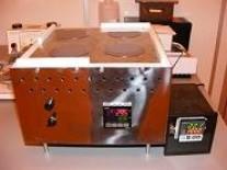 Plita temperatura programabila
