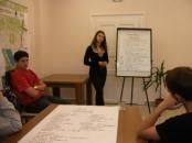Sala de conferinte pensiune Rasnov
