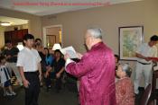 Activitatile clubului Ming Dao