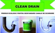 Solutie de desfundare canalizare