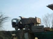 Transport balast Lugoj