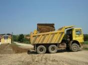 Transport nisip Lugoj