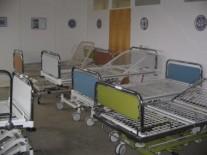 Paturi de spital reconditionate