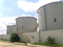 Decontaminare rezervoare combustibil