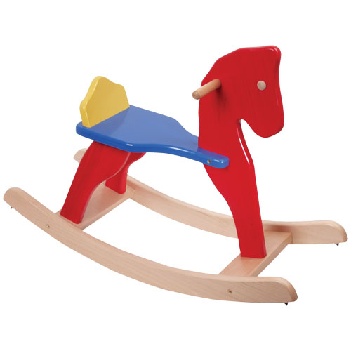 Calut balansoar lemn