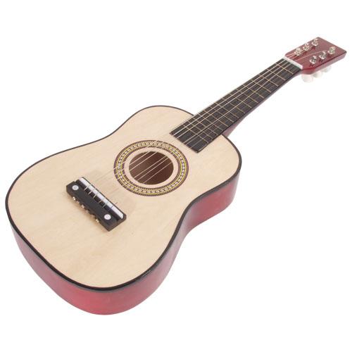 Chitara lemn copii