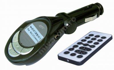 MP3 Player auto cu emitator