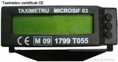 Taximetru electronic
