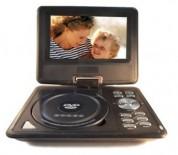 DVD player portabil cu tuner